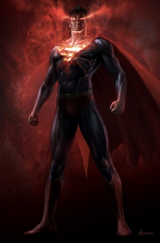 MAN OF STEEL - Alternate Costume Designs for Superman and ...