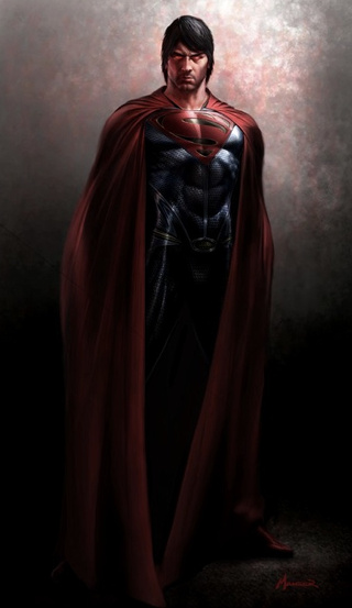manofsteekconcept7132013.jpg  sc 1 st  GeekTyrant & MAN OF STEEL - Alternate Costume Designs for Superman and Zod ...