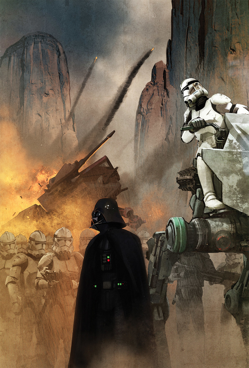 spectacular star wars covers from dark horse comics geektyrant. Black Bedroom Furniture Sets. Home Design Ideas