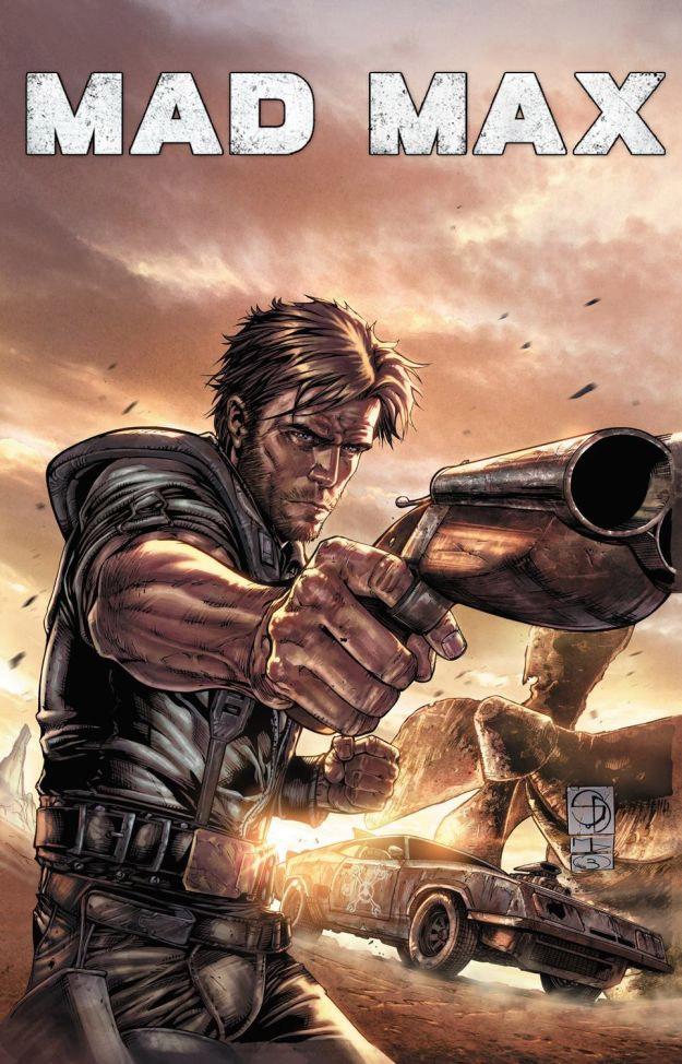 Mad Max Poster Comic Con Exclusive Geektyrant