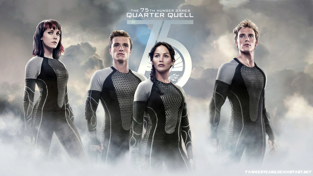 The Hunger Games Catching Fire International Trailer Geektyrant