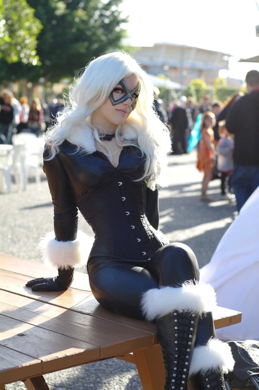 BadLuckKitty is Black Cat | Photo byXxnatto