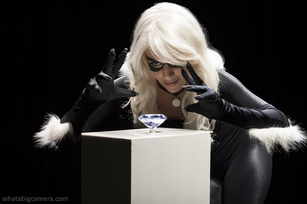 BadLuckKitty is Black Cat  |  Photo by Krisez