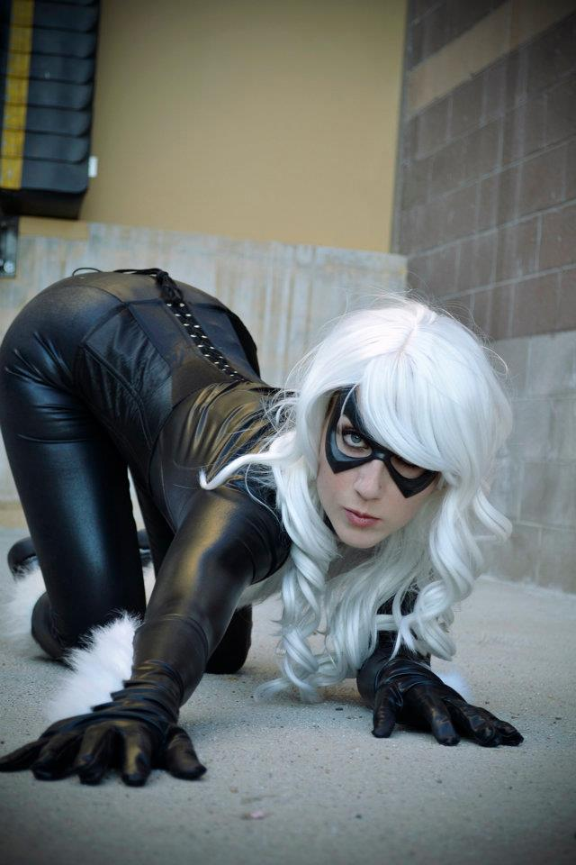 Katybear25 is Black Cat  |  Photo by Hope Axelson