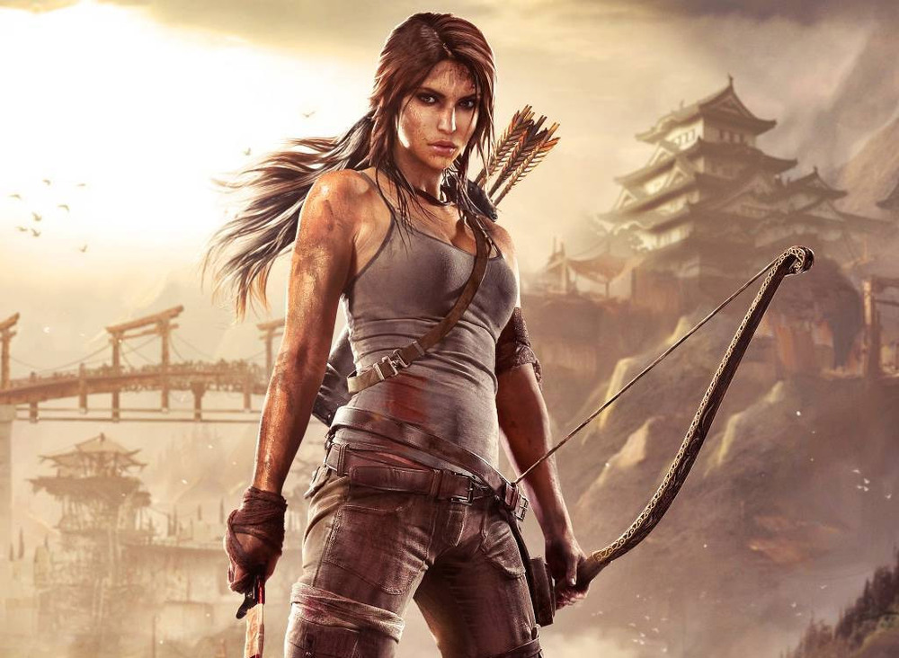 square enix confirms tomb raider sequel geektyrant. Black Bedroom Furniture Sets. Home Design Ideas