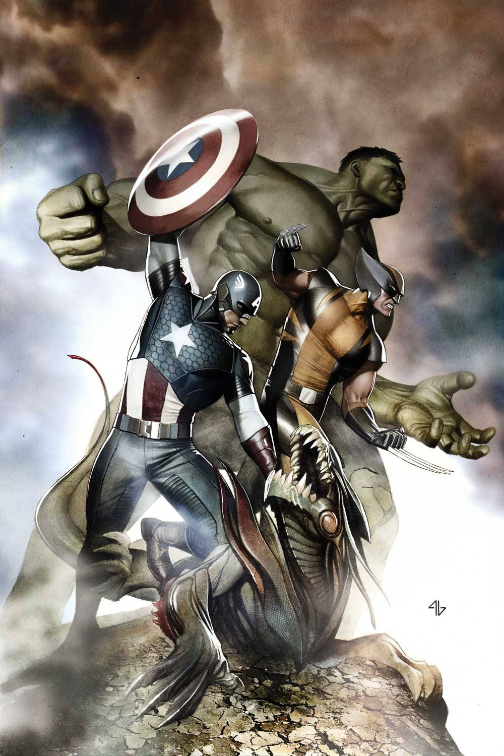 35 beautiful cool marvel - photo #46