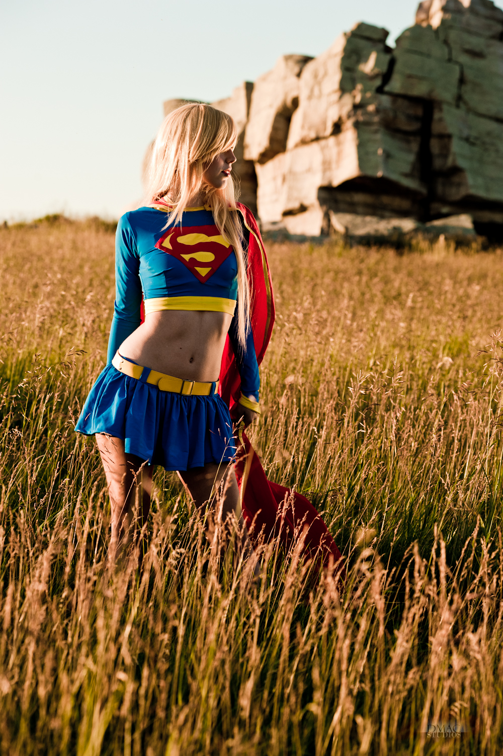 Shut-up-and-duel-meis Supergirl