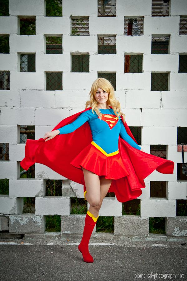 Dangerousladiesis Supergirl
