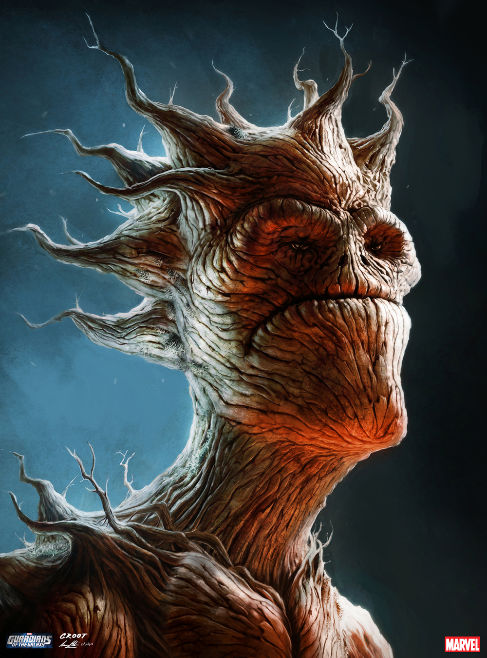 Movie Guardians of the Galaxy Vin Diesel Marvel about a year ago by    Guardians Of The Galaxy Characters Groot