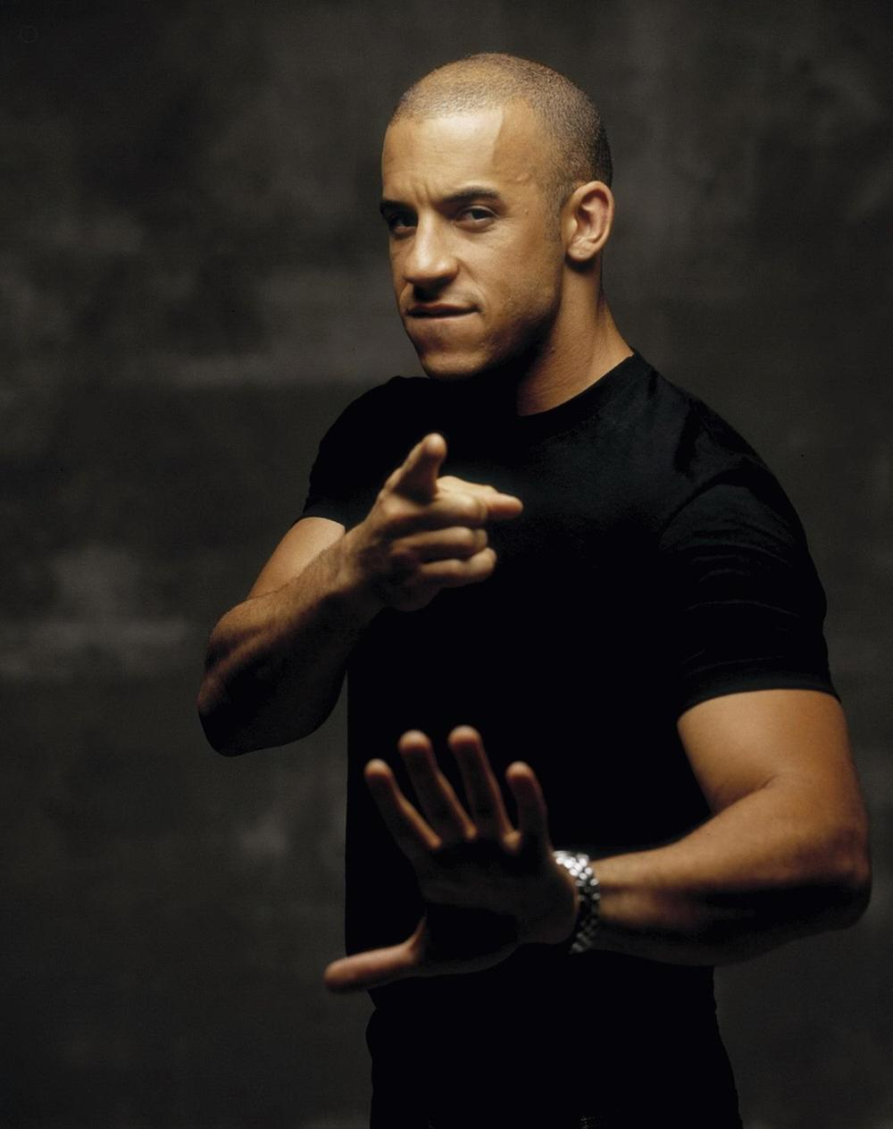Vin Diesel may have re...