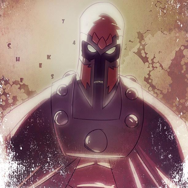 Magneto Geek Art8132013.jpg