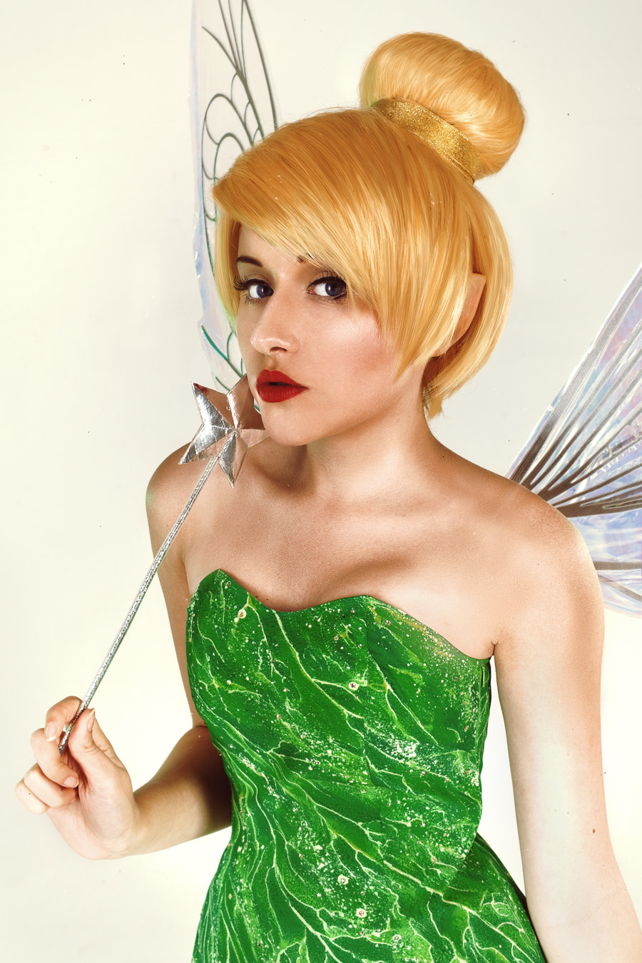 Tink Ichigo  is Tinkerbell | Photo by Michael Amkote