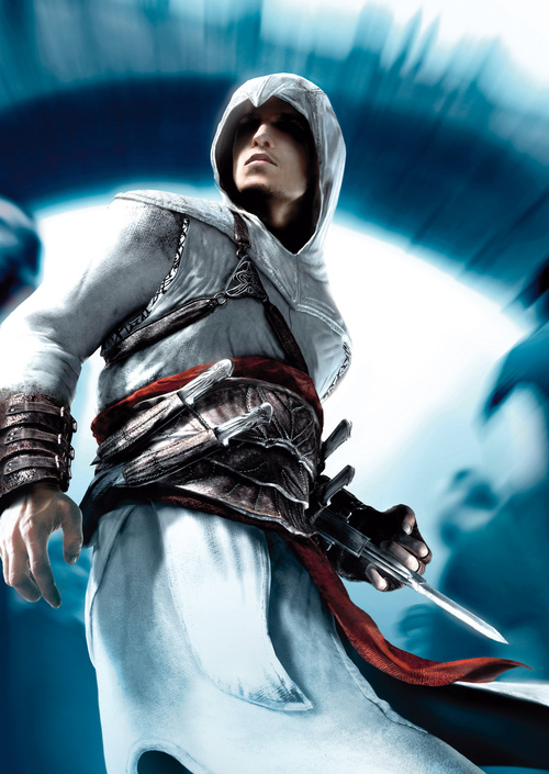 Assassin's creed - Magazine cover