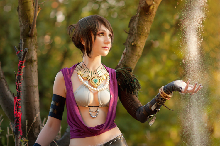 The Kirana is Morrigan | Photo by: KiraWinter