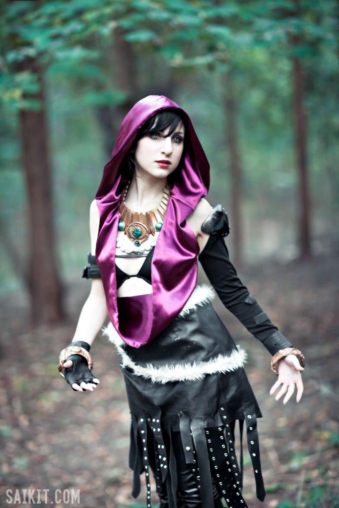 Empress Arcanais Morrigan | Photo by:Sai Kit Chu