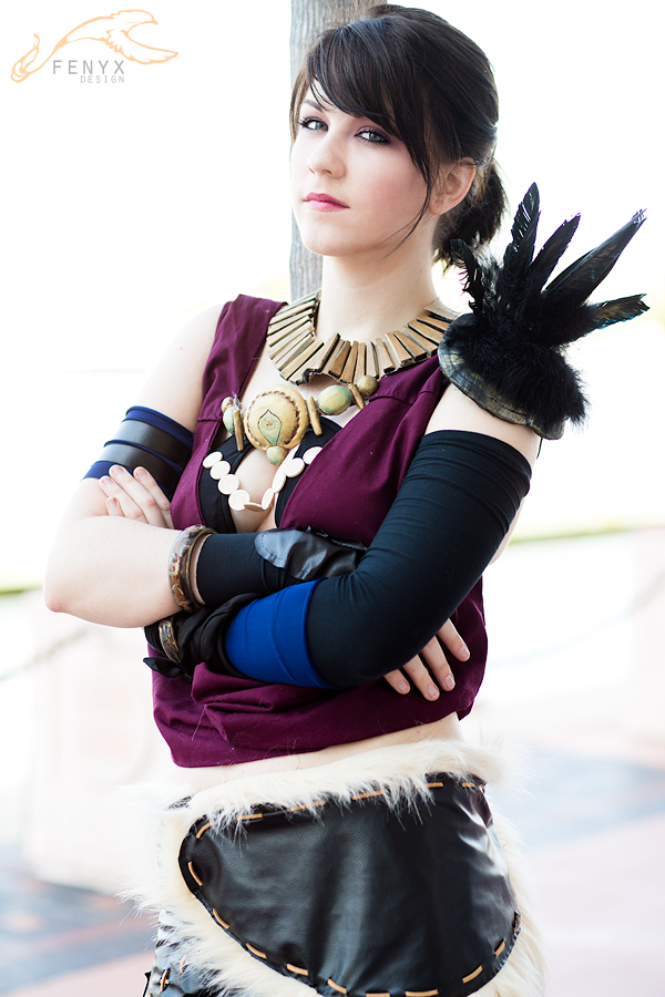 Lightthedynamite is Morrigan | Photo by: Elysia Griffin