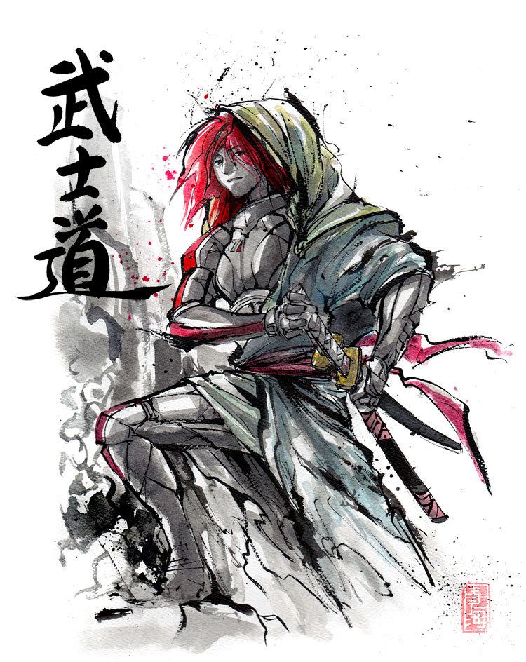 MycksArt_Shepard3_Samarai_Calligraphy.jpg