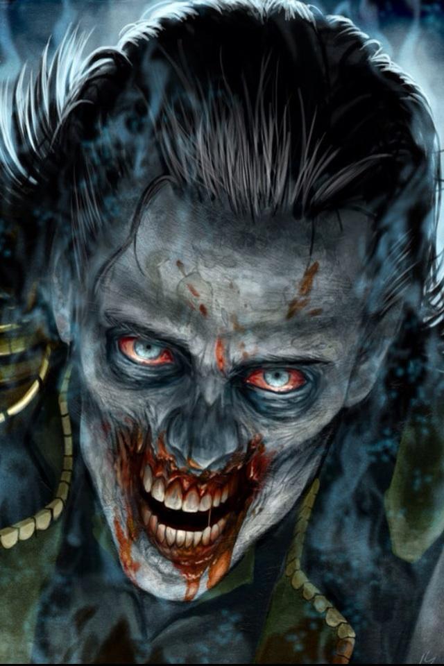 Zombie Loki by PrincessTigerLili