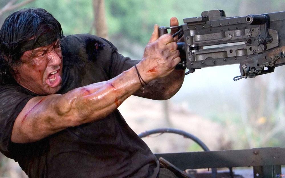 Sylvester Stallone in Talks for RAMBO TV Series — GeekTyrant