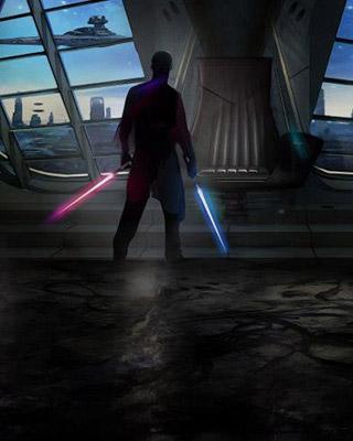 Star Wars 7 Start