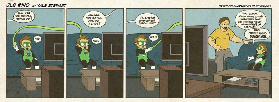 Image via JL8 Comic