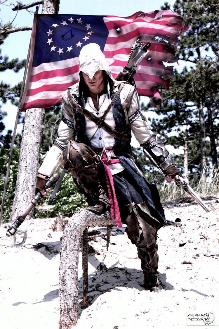 Assassin's Creed III - Gamer Cosplay Collection — GeekTyrant