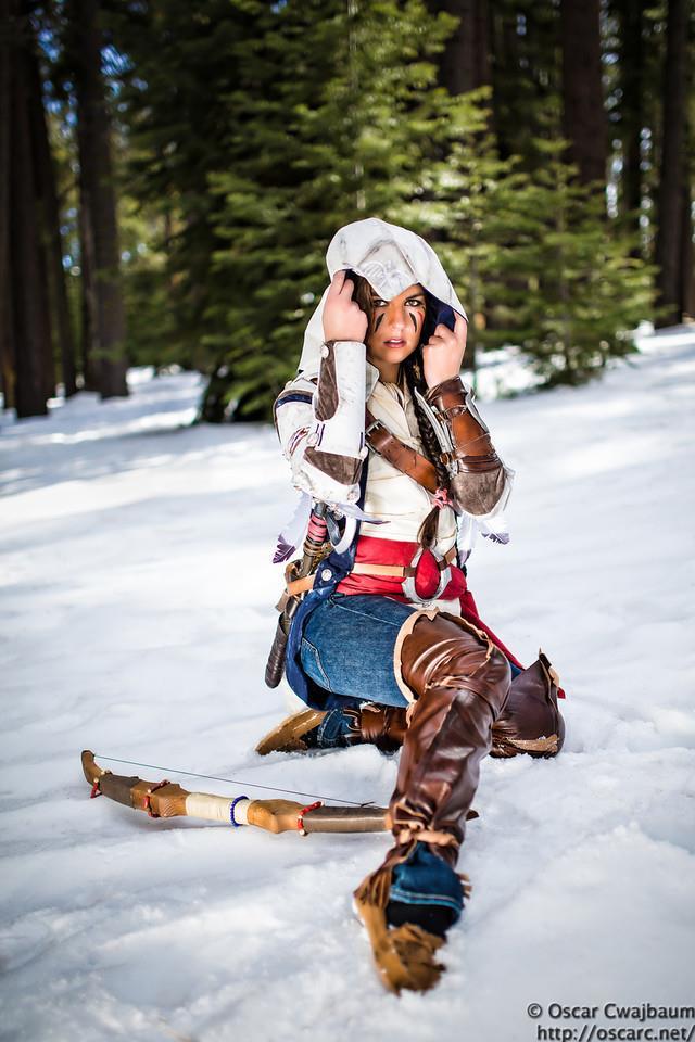 Lady Staba  is Connor | Photo by:  Oscar Cwajbaum