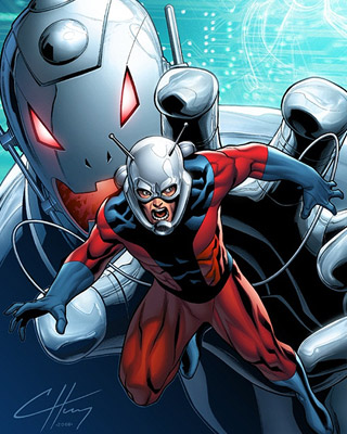 Marvel's ANT-MAN Release Date Moved Up — GeekTyrant