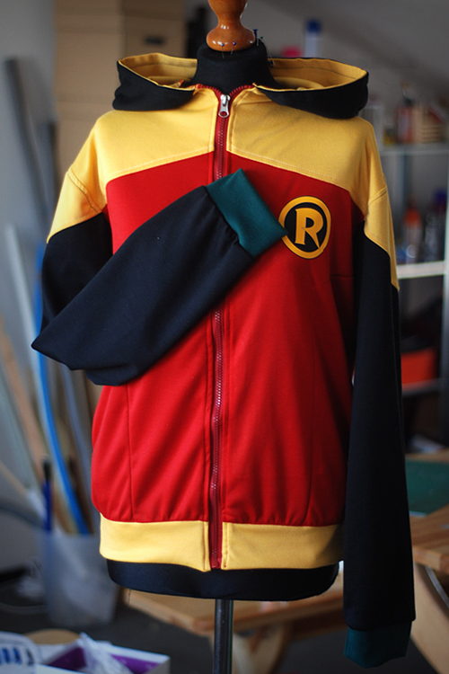 custom made dc comics superhero hoodies � geektyrant