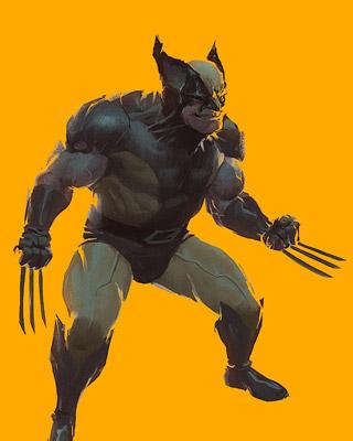 Cool Wolverine Fan Art By Ryan Lang Geektyrant