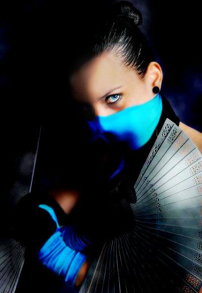 Fantasy Ninja  is Kitana