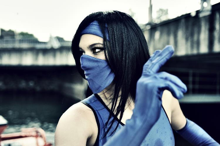 Miss Sinister  is Kitana | Photo by: Albert Tran Photography