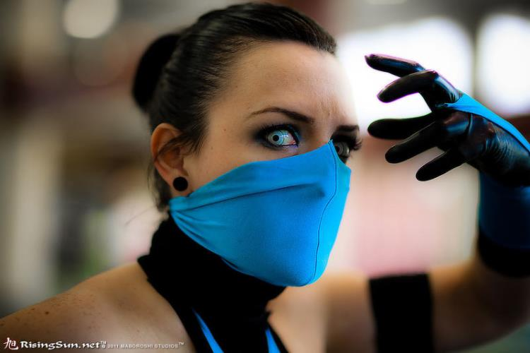 Fantasy Ninja  is Kitana | Photo by: Maboroshi