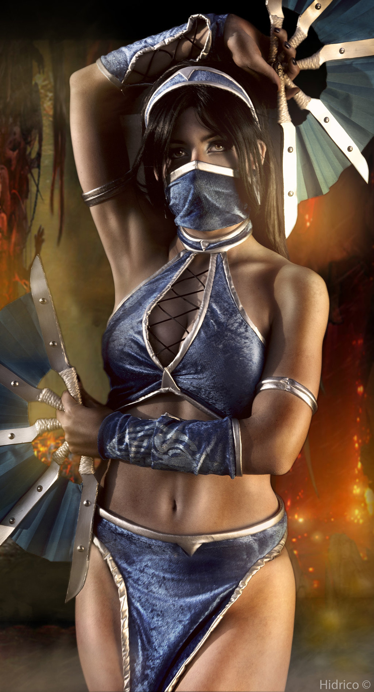 Yurai  is Kitana | Photo by:  Hidrico