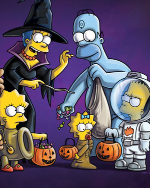 The Simpsons - Treehouse of Horror XXVIII