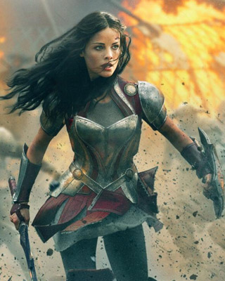 lady sif costume thor 2 - photo #11