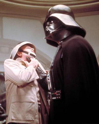 Little Anakin Voices Darth Vader in STAR WARS Parody ...