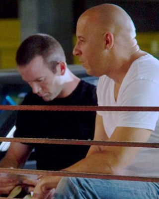 FAST AND FURIOUS 7 - First Look at Lucas Black and More ...