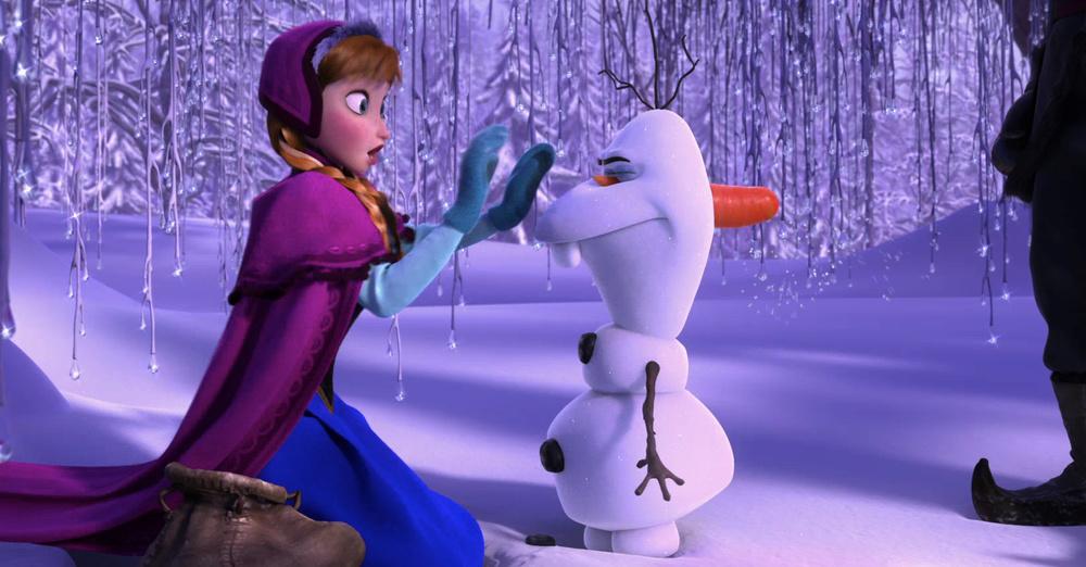 Disney Frozen Full Movie