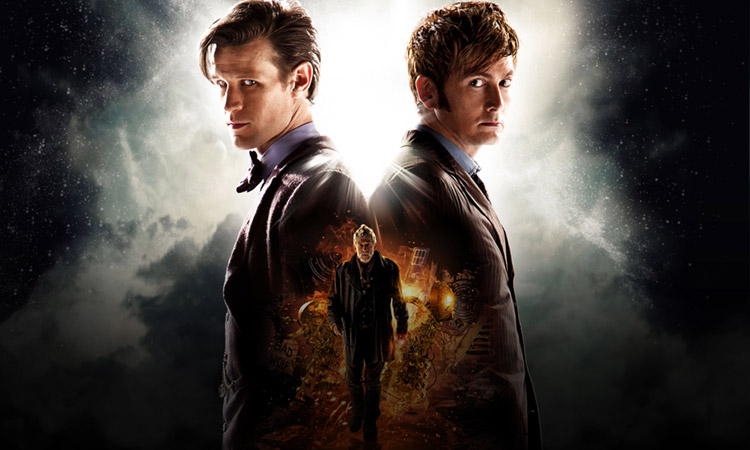 DOCTOR WHO 50th Anniversary Special Set For November Global Simulcast