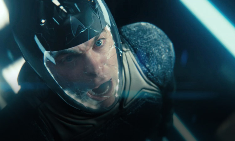 How STAR TREK INTO DARKNESS's space jump scene was filmed