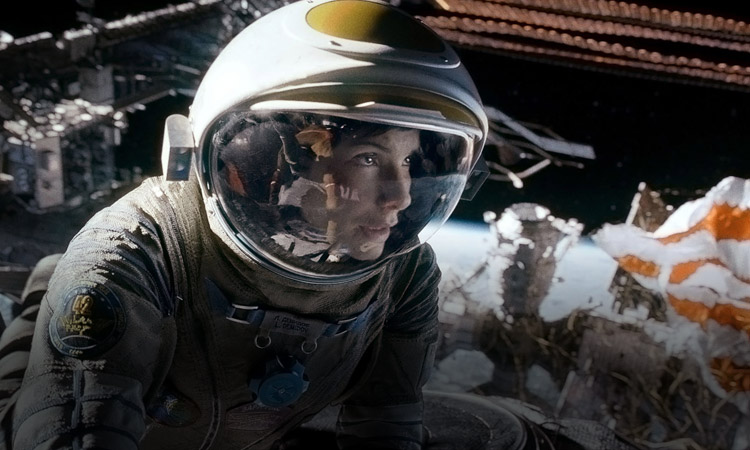 You can't watch Gravity like a typical movie, warns Alfonso Cuarón