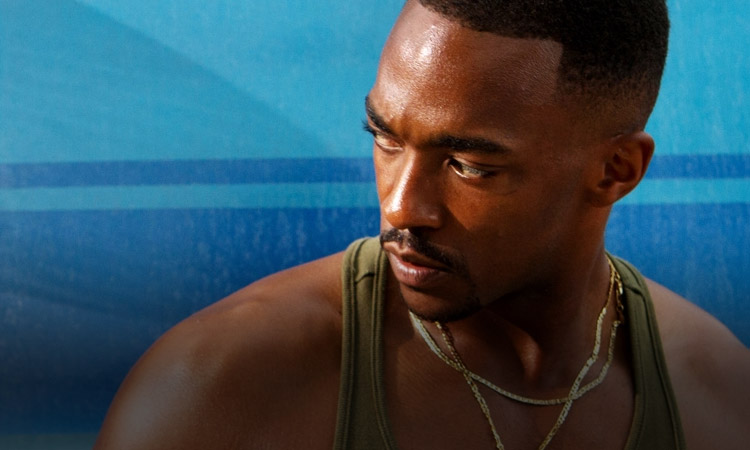 'Captain America 2': Anthony Mackie's Falcon Audition Revealed!