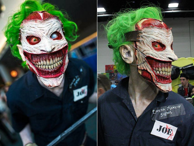 how to make a new 52 joker costume