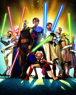 The Clone Wars Episoden