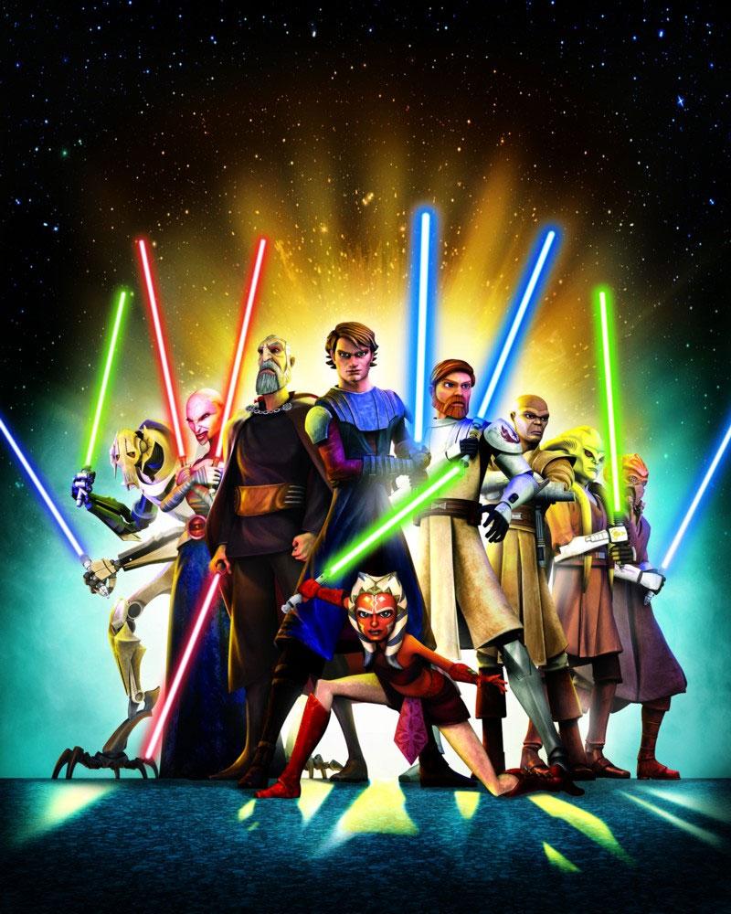 Rage Issues: Star Wars Month: TV Retrospective: Star Wars ...
