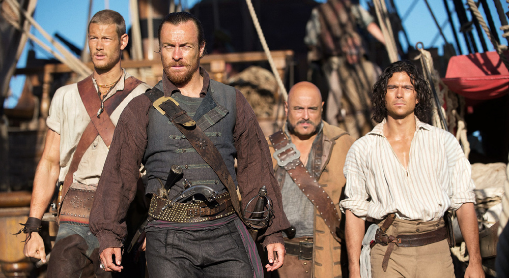 Image result for black sails series