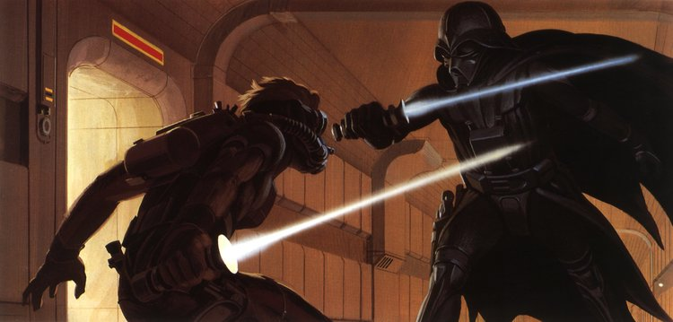 darth vader tv specials and star wars: episode vii release date