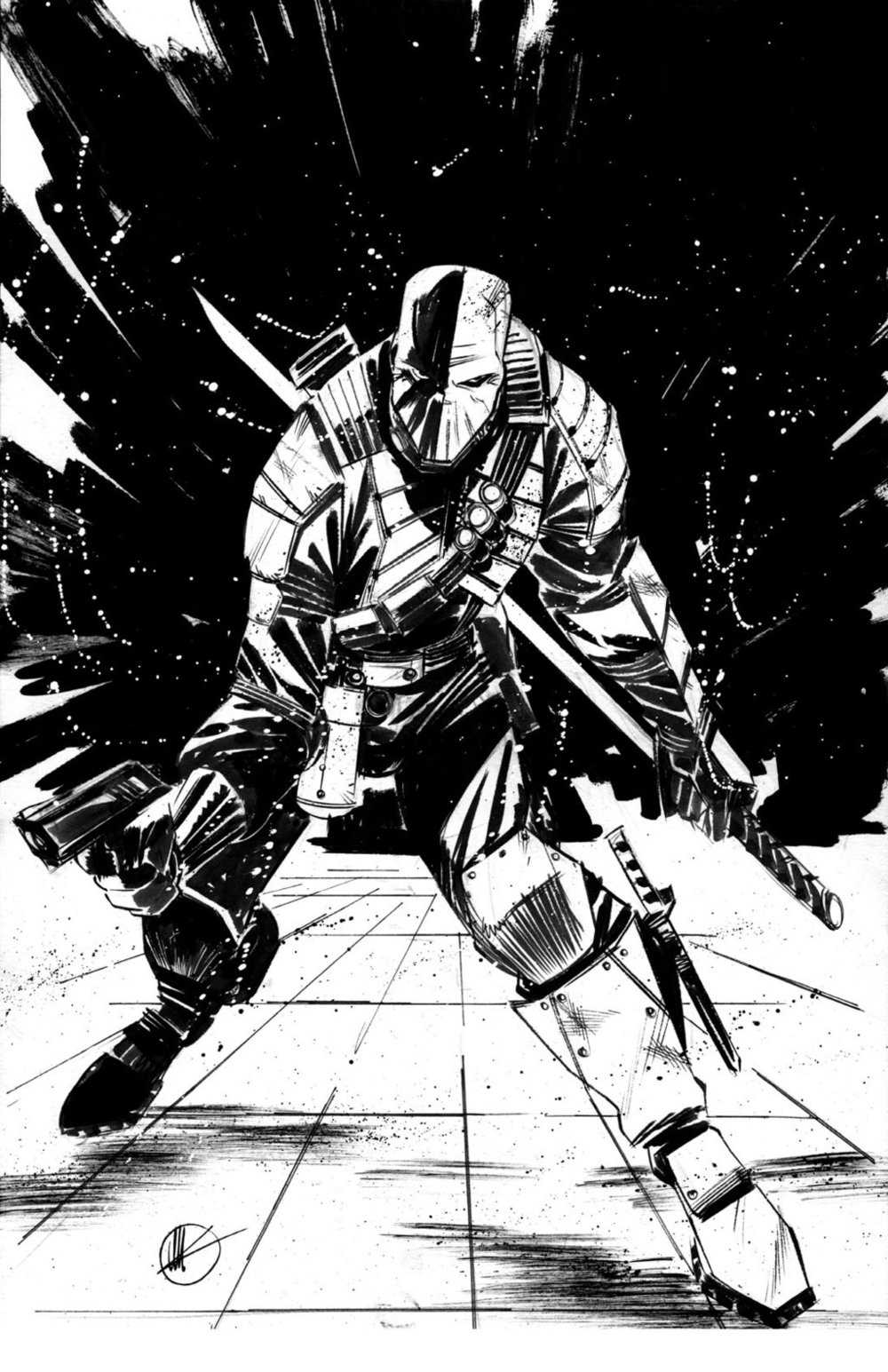 Evocative Superhero Sketches By Matteo Scalera Geektyrant