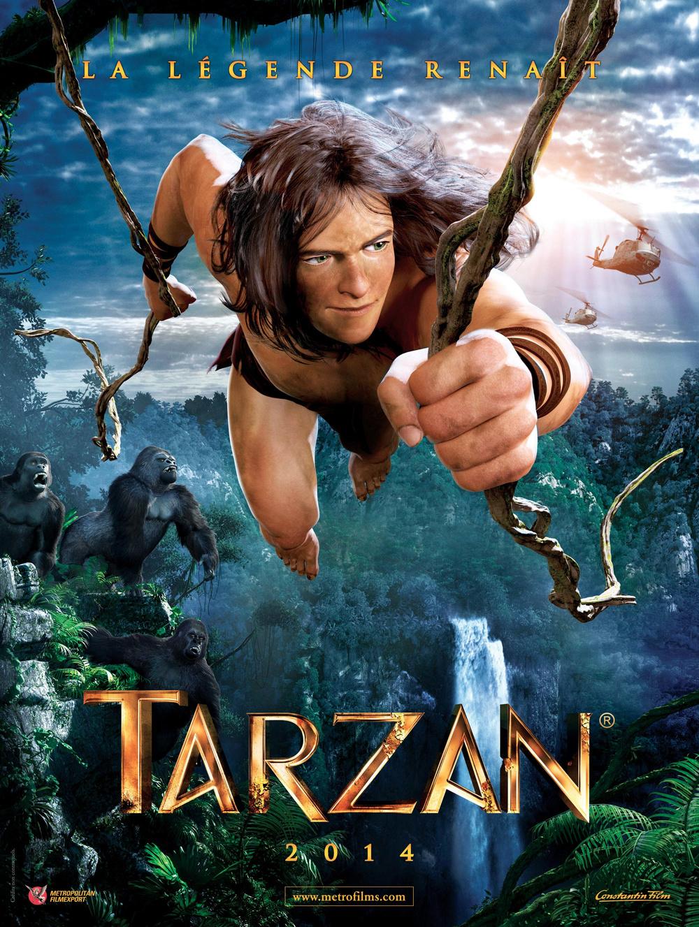 The Legend of Tarzan Official Trailer #1 (2016) - Alexander ...